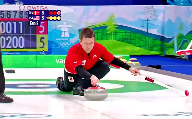 EW Olympic Curling Supercut