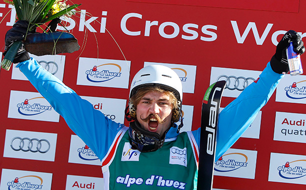 Winter Olympics 2014   Age: 26 Sport: Slovenia Team: Freestyle Skiing Fun Fact: I mean, just look at him. If he can navigate the slopes as well as he…