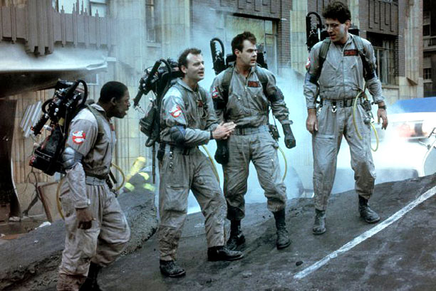 Ghostbusters PS