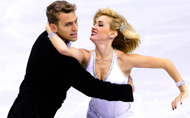 Winter Olympics 2014   Age: 22 and 28 Sport: Ice Dancing Team: Lithuania Fun Fact: Tobias, whose nickname is Izzy, can dance on any surface — she spent 1998-2007…