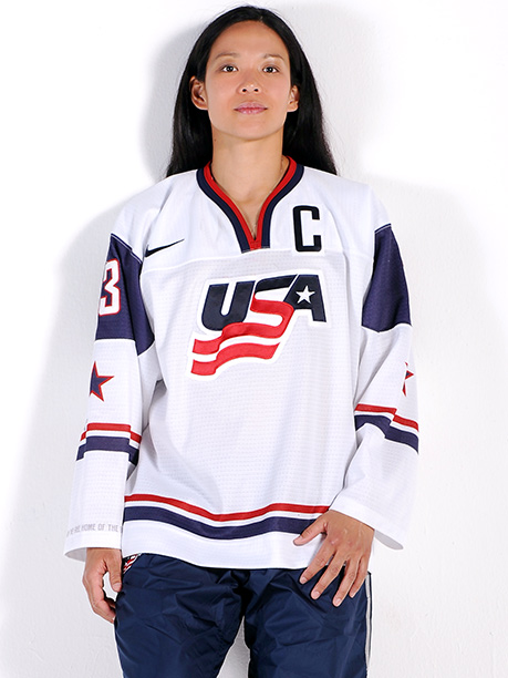 Winter Olympics 2014   Age: 31 Sport: Hockey Team: USA Fun Fact: When Chu was 8 years old, her parents signed her brother up for hockey and the two…
