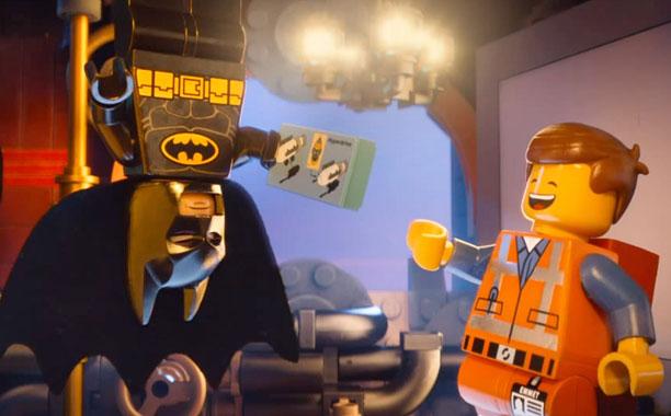 Lego Movie Blooper Reel
