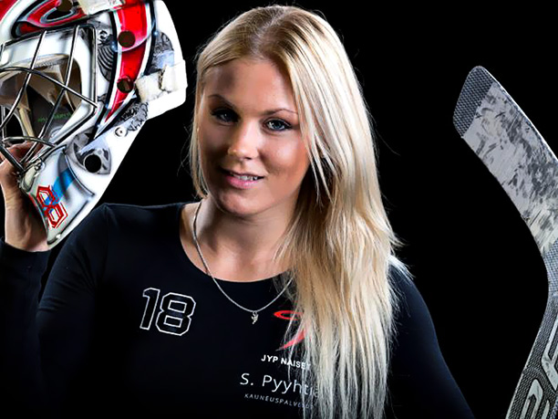 Winter Olympics 2014   Age: 24 Sport: Hockey Team: Finland Fun Fact: The goaltender and team will go up against Team USA in their first match at the Games.…