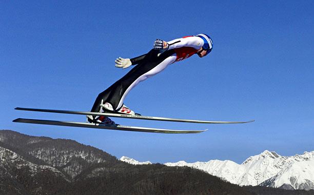 Noriaki Kasai Sochi 2014