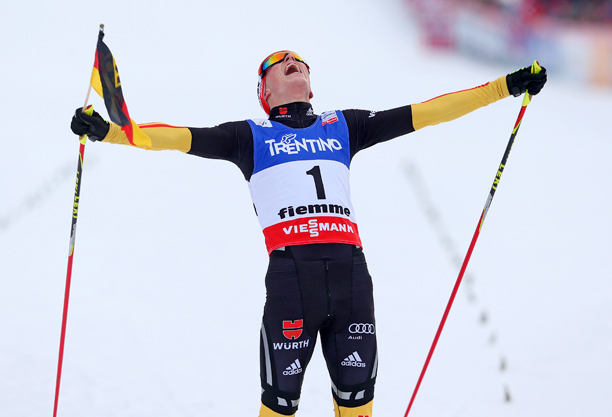 Representing: Germany Event: Nordic Combined His Story: Only a truly gifted athlete can excel at both cross-country skiing and ski jumping — but two-time world…