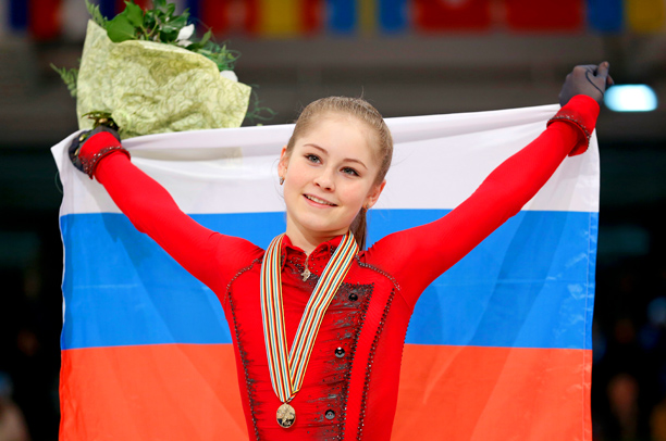 Representing: Russia Event: Figure Skating Her Story: For such a young skater, this 15-year-old Russian possesses a quiet maturity beyond her years and an otherworldly…