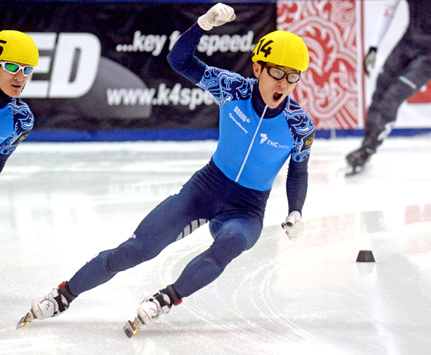 Representing: Russia Event: Short Track Speed Skating His Story: A top speed skater, Ahn collected three golds for South Korea in 2006. So what gives…