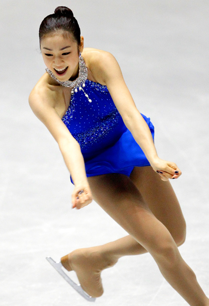Representing: South Korea Event: Figure Skating Her Story: In 2010's Vancouver Games, the then-19-year-old received the highest score ever given to a figure skater in…
