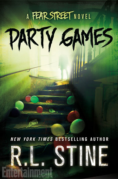 Party Games RL Stine