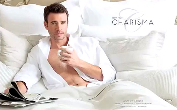 Scott Foley Charisma