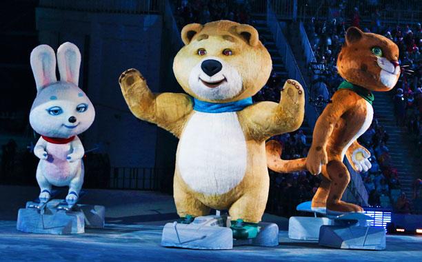 Winter Olympics 2014 | The animal kingdom