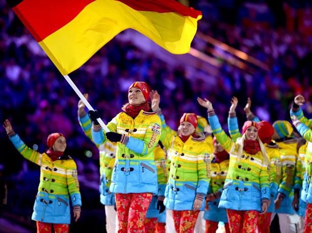 Winter Olympics 2014 | Team Germany
