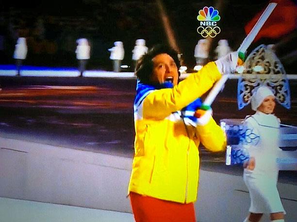 Winter Olympics 2014 | Antonio Pardo, 43, Venezuela's sole athlete in Sochi, is also its best skipper.