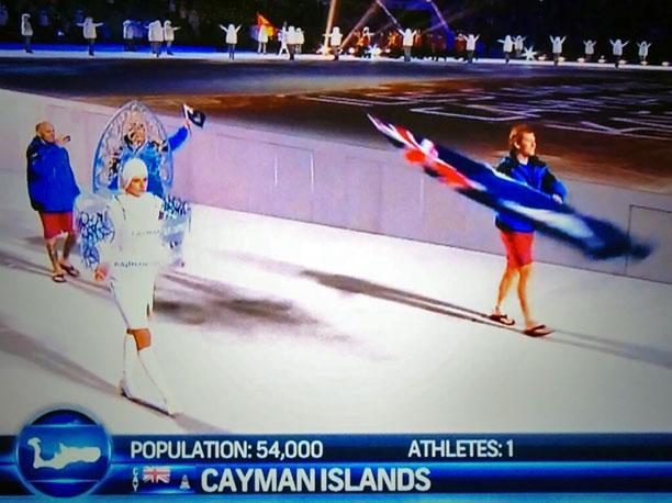 Winter Olympics 2014 | Cayman Islands