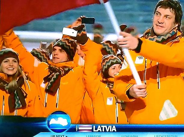 Winter Olympics 2014 | Latvia