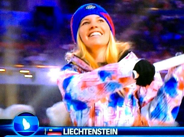 Winter Olympics 2014 | Alpine skier Tina Weirather
