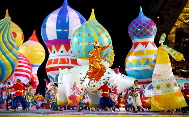 Winter Olympics 2014 | Actual Russian architecture