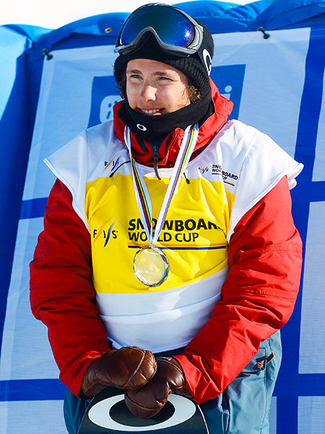 Winter Olympics 2014   Age: 19 Sport: Slopestyle Snowboarding Team: Sweden Fun Fact: His may be a new Olympic sport, but to Thorgren it's old hat — he advanced…