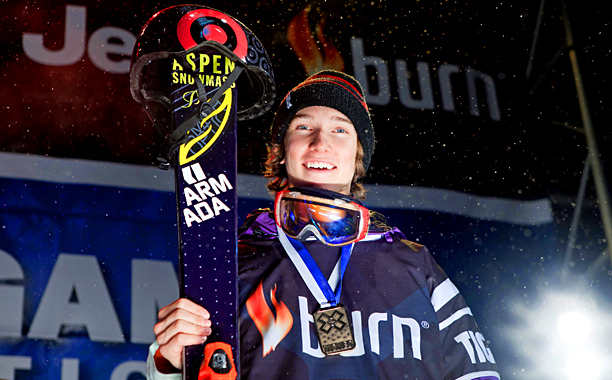 Winter Olympics 2014 | Representing: USA Event: Ski Halfpipe His Story: In 2011, at the age of 15, Yater-Wallace — just one of EW's Athletes to Watch on Team…