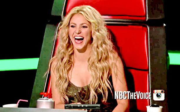 The Voice Shakira