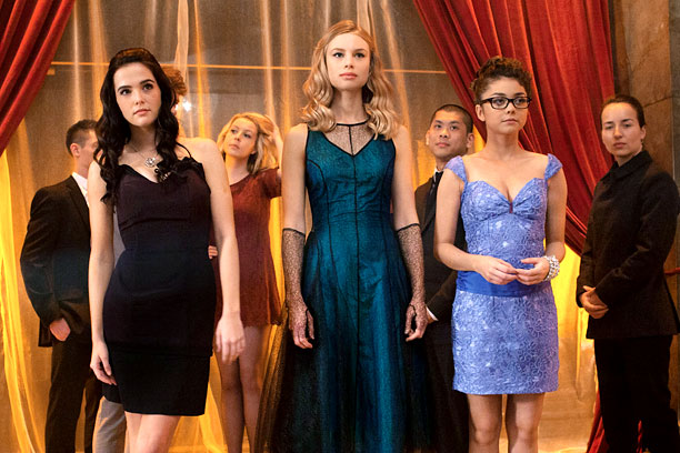 GO BACK TO SCHOOL Vampire Academy 'sucks' the fun out of the novels with a poor adaptation.