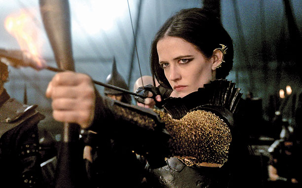 EMERALD IN THE ROUGH Eva Green is brilliant in the surprisingly entertaining 300: Rise of an Empire