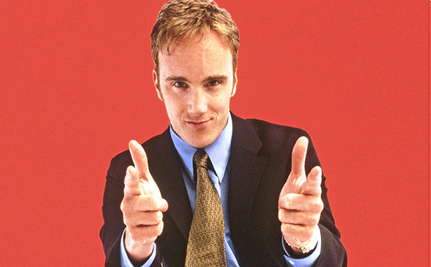 Jay Mohr starred on the abrasive Hollywood comedy as a wicked film producer with zero respect for anyone in a lower social stratum. His punchlines…