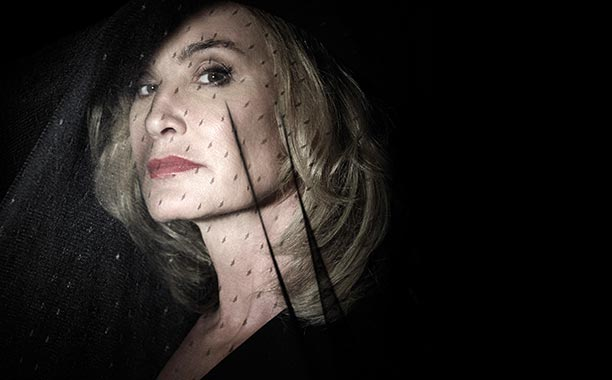 WITCHING HOUR Jessica Lange reprises her AHS role this season as Fiona