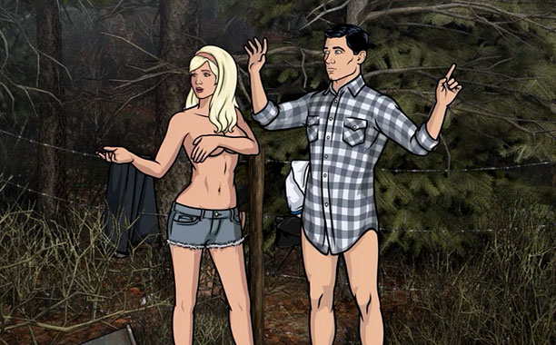 Archer | First appeared in: ''Bloody Ferlin'' (Season 3, Episode 9) Role in the Archer -verse: Ray's sister-in-law and marijuana farmer from West Virginia. Best lines: Archer: ''Well,…