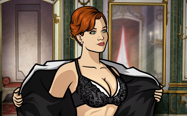Archer | First appeared in: ''Palace Intrigue: Part I'' (Season 5, Episode 10) Role in the Archer -verse: The wife of San Marcos dictator Gustavo Calderon, who…