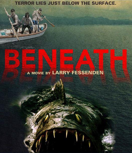 Beneath Blu Ray