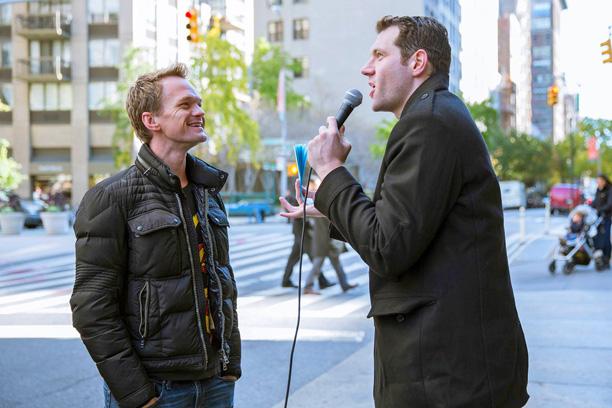 Billy On The Street Neil Patrick Harris