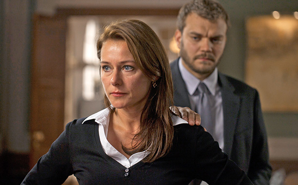 Sort of like a Danish West Wing — except with less Sorkinian idealism and more ''?''s — Borgen explores the tribulations of Denmark's (fictional) first…