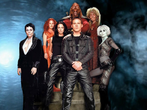 1999-2003, Syfy What It's About: American astronaut John Crichton (Ben Browder) accidentally flies into another universe, where he leads a band of rebels on a…