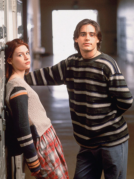 1994-95, ABC What It's About: High school sophomore Angela Chase (Claire Danes) makes out in the boiler room with her pencil-chewing crush Jordan (Jared Leto),…