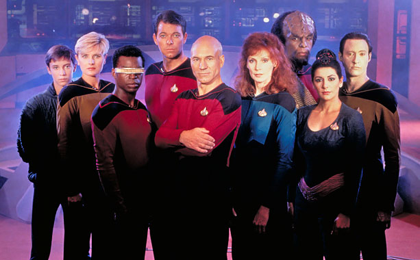 1987-94, syndicated What It's About: Gene Roddenberry's second Trek show — set a century after the original series — chronicled the voyages of the starship…