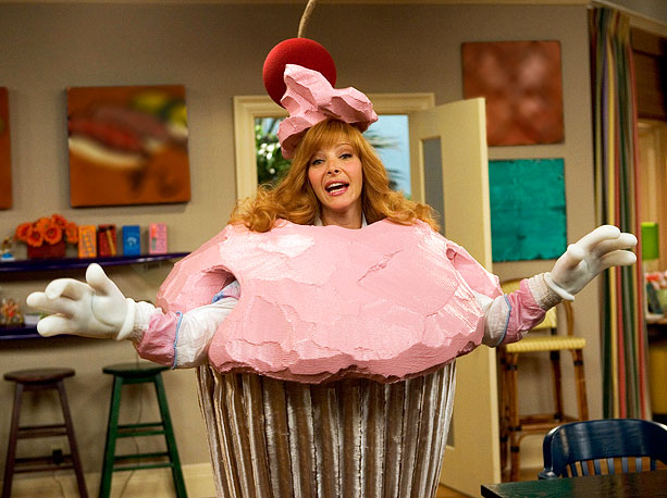 Lisa Kudrow's short-lived HBO comedy isn't ''about'' TV in the way that a lot of TV is ''about'' itself. Whole scenes revolve around Kudrow's sitcom…
