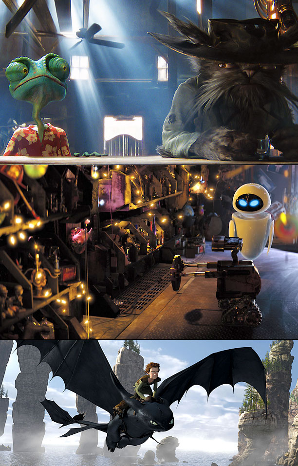 Pixar hired Deakins as a visual consultant on their post-human robot odyssey, and since then he's also worked with the animation teams behind How to…
