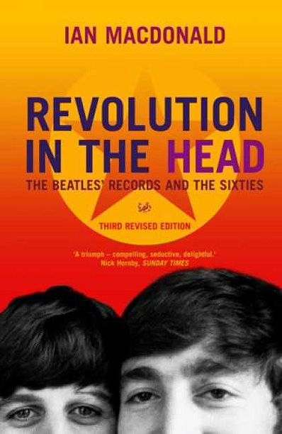 An off-the-charts brilliant book that deconstructs the Beatles song by song.