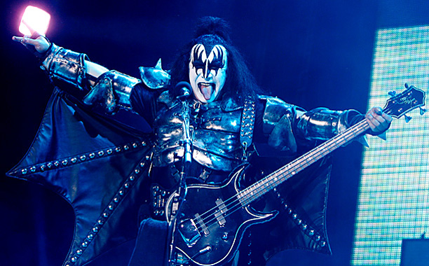Gene Simmons Karaoke Songs