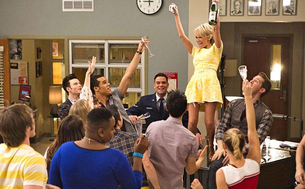 Glee 100 Recap