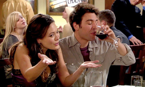 How I Met Your Mother | Season 3, episode 8 True friends overlook (or tolerate) one another's most annoying qualities, but when the gang decides Ted's new girlfriend Cathy talks too…