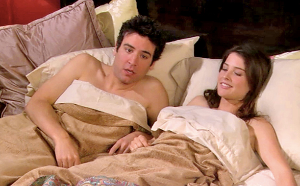 How I Met Your Mother | Season 4, episode 12 Robin and Ted are sleeping together! Robin and Ted are sleeping together! When Robin moves back into the apartment as Ted's…