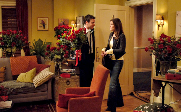 Season 1, episode 22 The season 1 finale really tests the sitcom limits, offering up the romantic high of Ted winning Robin back and the…