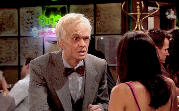 How I Met Your Mother | Season 4, episode 4 Behold, the birth of one of the show's greatest running gags: the Intervention banner, unfurled first to get Marshall to stop…