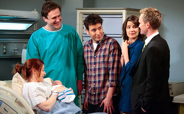Season 7, episode 23 Thirty minutes of milestones: Lily's in labor! Lily's giving birth! Lily and Marshall are naming their son Marvin Wait-for-it Eriksen! (Willing…