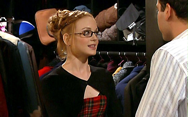Season 1, episode 5 This one could be called ''How I Met Coat Check Girl.'' Glee 's Jayma Mays returned six seasons later as the…