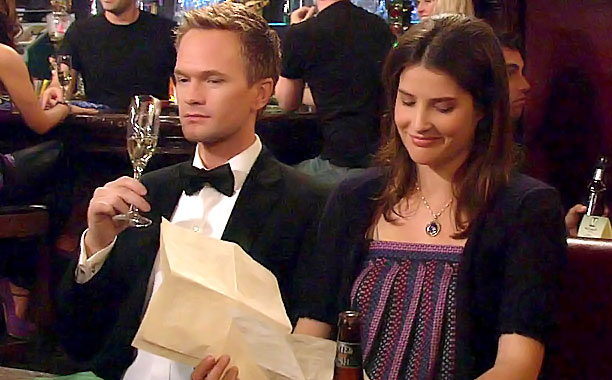 Season 4, episode 22 HIMYM often grappled with big questions about destiny and fate (it's one of Ted's favorite topics, after all). This episode was…
