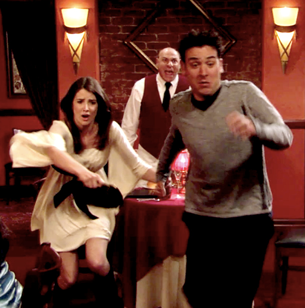 How I Met Your Mother, Josh Radnor | Season 2, episode 22 The second part of Lily and Marshall's wedding episode tackles the reception. But the real story involves a flashback that explains…