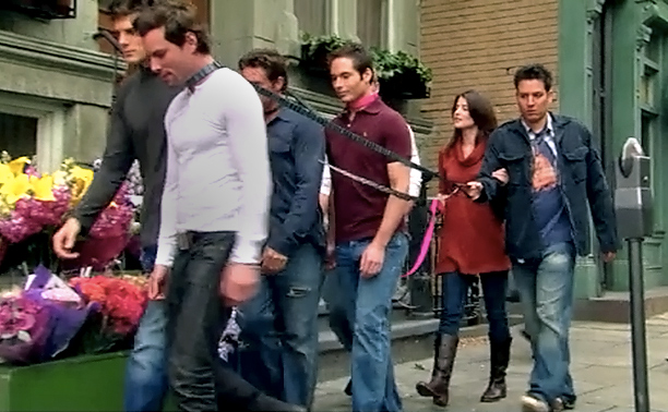How I Met Your Mother | Season 2, episode 16 This episode could alternatively be titled ''Bad Decisions'': Lily volunteers to sit through Barney's one-man show where she's subjected to Barney…
